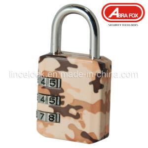 Brass Lock, Code Lock, Password Lock (801-3) pictures & photos