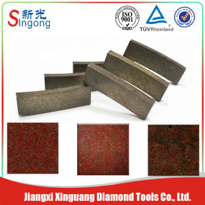 350mm 4 Inch Sandstone Diamond Segments pictures & photos