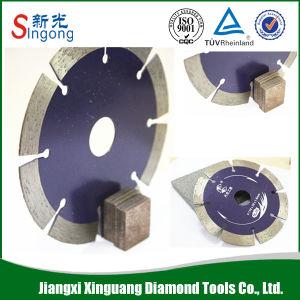 "4"" Thin Turbo Diamond Saw Blade for Tile pictures & photos"