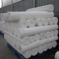 "CVC 75/25 18*18 60*60 98"" Bleached Fabric"