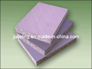 Melamine Faced Particle Board, Decorative Chipboard pictures & photos