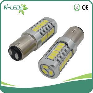 Ba15D 27SMD 12-24V LED Car Bulbs pictures & photos