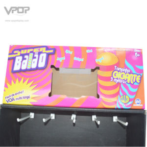 LCD Screen Peg Style Paper Display Stand for Balloon pictures & photos