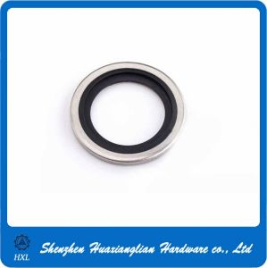 Self Centering Metal Rubber Bonded Seal Washer pictures & photos