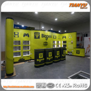 Resuable PVC Pop up Display Stand pictures & photos