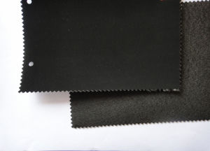 Wet PU Leather for Nubuck Material pictures & photos