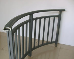 Aluminum Customized Balcony Handrail pictures & photos