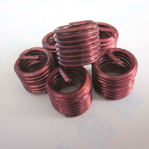 Threaded Insert Self Tapping, Metric Inner Thread for Metal