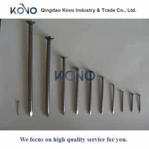 "4"" Common Iron Nails for West Africa pictures & photos"