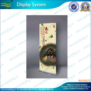 Promotional Aluminum Roll up Stands with Banner (M-NF22M01008) pictures & photos