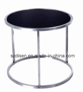 Modern Glass Coffee Table/ Side Table (DS-CT43)