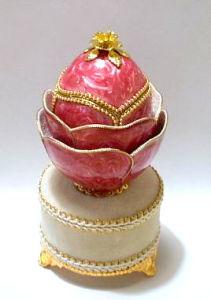 Goose Egg Music Box/Jewelry Box(YJ008M)