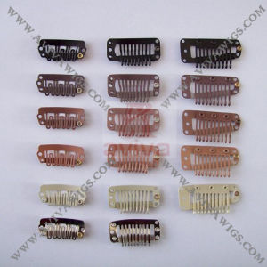 Human Hair Extension Clips (AV-TH032) pictures & photos