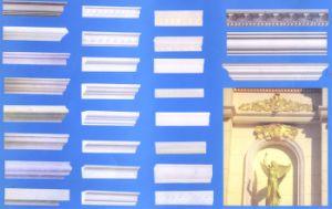 Grey Grc Panel Decorative Crown Moulding Line Roman Exterior Used pictures & photos