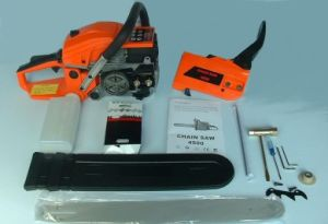 CE Euroii Certified 45cc Chainsaws (62cc, 58cc, 38cc, 37cc, 32cc, 52cc, 105cc available)