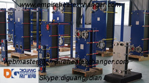 Gasket and Plate Plate Heat Exchanger Applied in Chemical