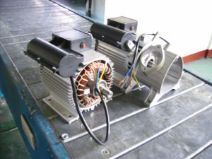 YC Single Phase Electric Motor pictures & photos