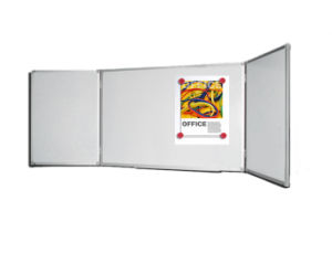 Magnetic White Board Series - Articulated Communication Board pictures & photos
