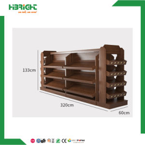 Double Side Store Mesh Plane Display Rack pictures & photos