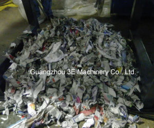 Metal Shredder/Plastic Crusher/Tire Shredder of Recycling Machine/ Gl2180 pictures & photos