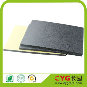 PE Foam Adhesive Backed Insulation Material pictures & photos
