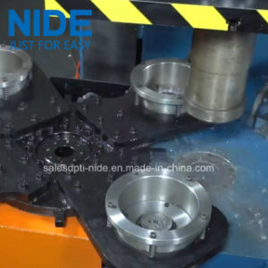 Full Automatic Four Station Aluminum Rotor Die Casting Machine (90T) pictures & photos