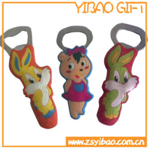 Promotion Soft PVC Opener for Gifts (YB-LY-O-05) pictures & photos