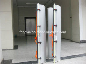 Fire Control Equipment Silver Aluminum Rolling Door for Emergency Truck pictures & photos