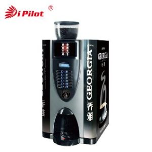 Deluxe Bean to Cup Coffee Machine (Vending Version) Espresso Coffee Machine pictures & photos