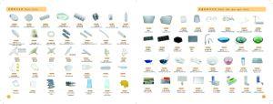 Dental Chair Holder Open Valve Dental Chair pictures & photos
