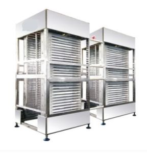 High Quality Stainless Steel Spiral Cooling Tower for Baking Industry pictures & photos