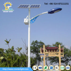 Super Brightness with Soncap Certificated 40W LED Solar Road Lights pictures & photos