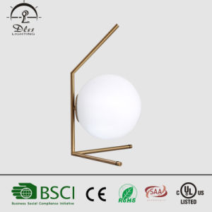 Newest Design Glass Floor Lamp for Lighting pictures & photos