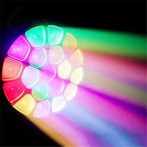 19X15W DMX Stage LED Beam DJ Disco Bee Eye Moving Head Light pictures & photos