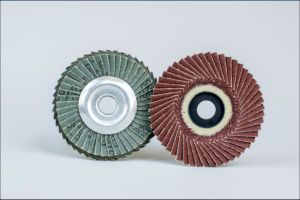 Disc Wheel for Grinding with a/O Zirconia Cloth pictures & photos