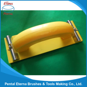 Yellow ABS Handle Sponge The Plastering Board pictures & photos