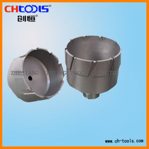 Tct Core Drill Bit with Weldon Shank (dNTP) pictures & photos