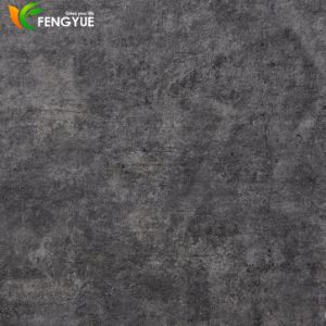 Easy Maintenance Waterproof Marble Grain PVC Vinyl Click Flooring Sheet pictures & photos
