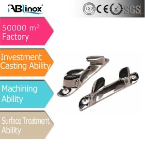 Stainless Steel Investment Casting Bow Chock pictures & photos