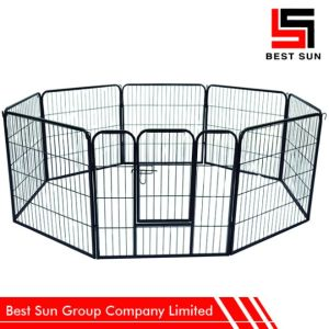 Custom Playpen Metal, Wholesale Dog Play Pen pictures & photos