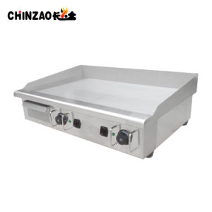 Stainless Steel Counter Top Electric Griddle Dpl-740 pictures & photos