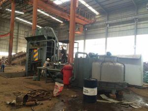 Q91y Automatic Feeding High Efficiency Heavy Metal Shear pictures & photos