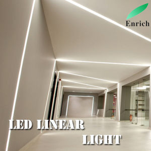 Most Popular Seamless Connection LED Linear Light for Office Lighting pictures & photos