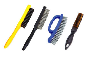 Wire Brushes Plastic Handle (TB-001) pictures & photos