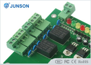 Two Door Network Access Control Board pictures & photos