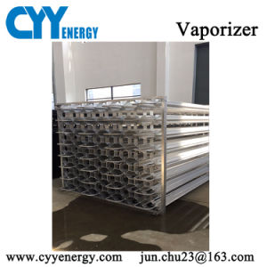 Cryogenic Liquid Oxygen Gas Air Heated Ambient Vaporizer pictures & photos