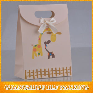 Paper Wedding Gift Bag (BLF-PB068) pictures & photos