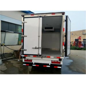 JAC 5 Passenger Refrigerator/Freezer Truck for Sale pictures & photos