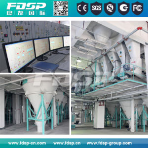 Low Energy Consumption 1-5t/H Aqua Feed Plant with Factory Price pictures & photos