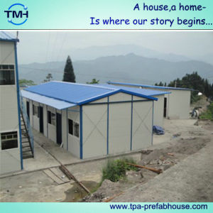 Commerical Green Prefab House for Accommodation pictures & photos